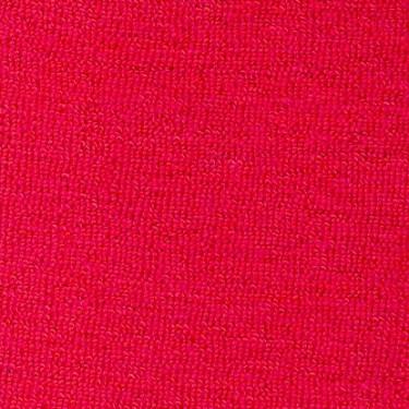 Froté prostěradlo atyp 100x220 červené